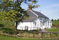 Blaenglanhanog is a four star dog friendly self catering holiday cottage in Wales
