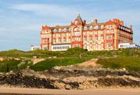 Headland Hotel, Cornwall