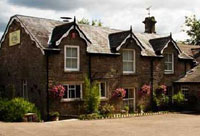 The Inn at Penallt is a dog friendly bed and breakfast and restaurant in the Wye Valley